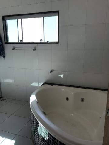 Linda casa de 3 qts, suíte em Condomínio Fechado de Sobradinho - Foto 11