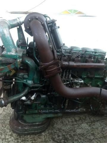 Motor volvo NL 10 - 340 ano 89 - Foto 2