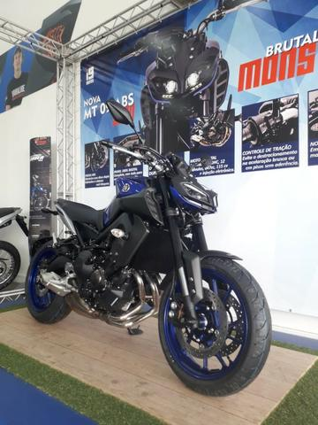Yamaha Nova Mt-09 2021 0KM Oporunidade!!! - Foto 10