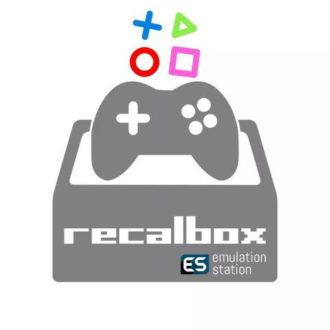 Megapack Raspberry Pi3 Retropie Recalbox Batocera 16,32,64,128gb +6500 Jogos