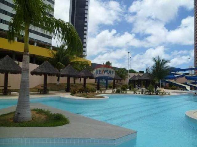 Apartamento com 3 dormitórios à venda, 99 m² por r$ 350.000,00 - ponta negra - natal/rn - Foto 14