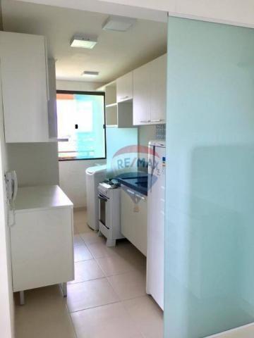 Apartamento com 2 dormitórios à venda, 52 m² por r$ 239.990,00 - ponta negra - natal/rn - Foto 8