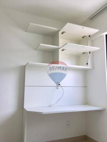 Apartamento com 2 dormitórios à venda, 52 m² por r$ 239.990,00 - ponta negra - natal/rn - Foto 16