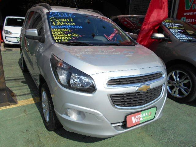 CHEVROLET SPIN 2016/2016 1.8 LT 8V FLEX 4P MANUAL - Foto 3