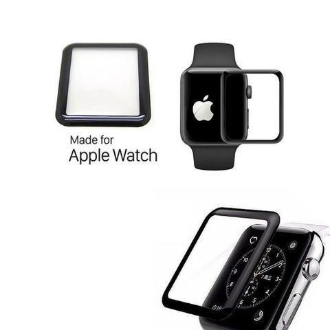 Película 5D Nano Gel Para Apple Watch 40mm Tela Inteira - Foto 5