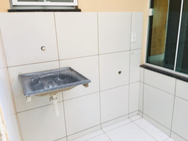 D.P Linda Casa em Pedras com 2 quartos proximo Cetem do ceara - Foto 2