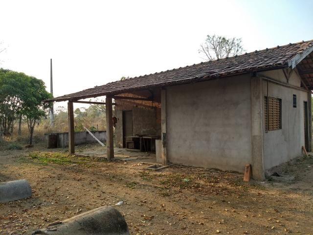Chácara á venda beira do Rio Cuiabá em Santo Antônio do Leverger
