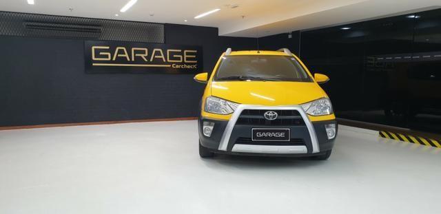 Toyota Etios HB Cross 1.5 Flex 2014/14