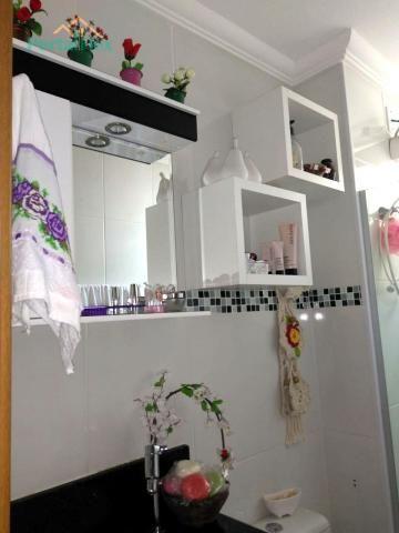Apartamento à venda com 2 dormitórios em Morada de laranjeiras, Serra cod:4278 - Foto 15