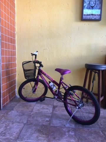 Bicicleta Barbie - Foto 4