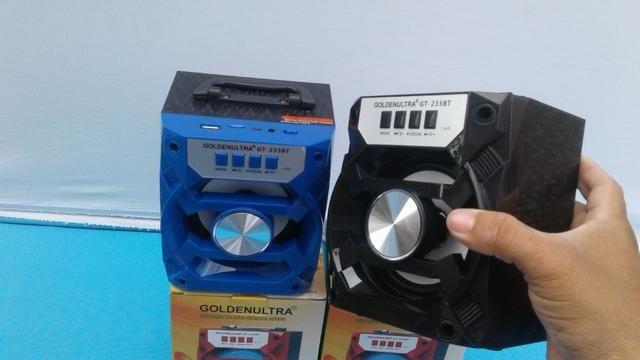 Caixa De Som Bluetooth Portátil ( Promoção )