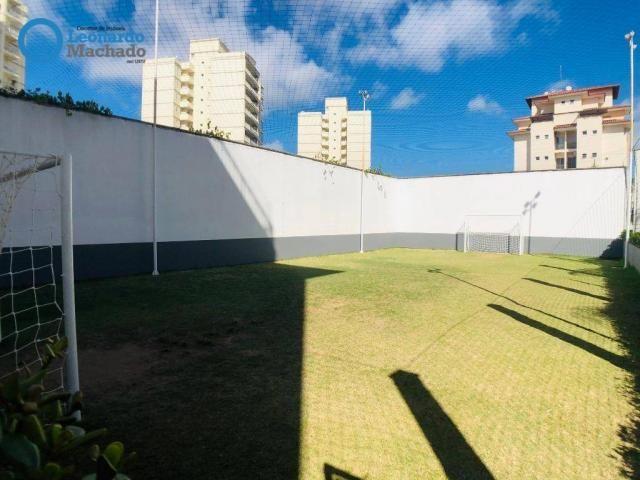 Apartamento com 3 dormitórios à venda, 175 m² por R$ 419.000 - Cambeba - Fortaleza/CE - Foto 18
