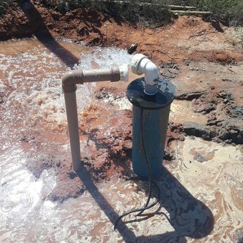 Sutilpoços poços artesianos e vendas de bombas submersas ebarra e assistência técnica - Foto 6