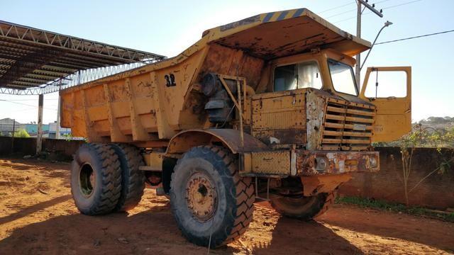 Caminhão fora de estrada randon rk425 mineraçao pedreira - Foto 3
