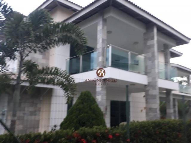 Casa com 4 dormitórios à venda, 30 m² por R$ 1.500.000,00 - Condomínio Alphaville Fortalez