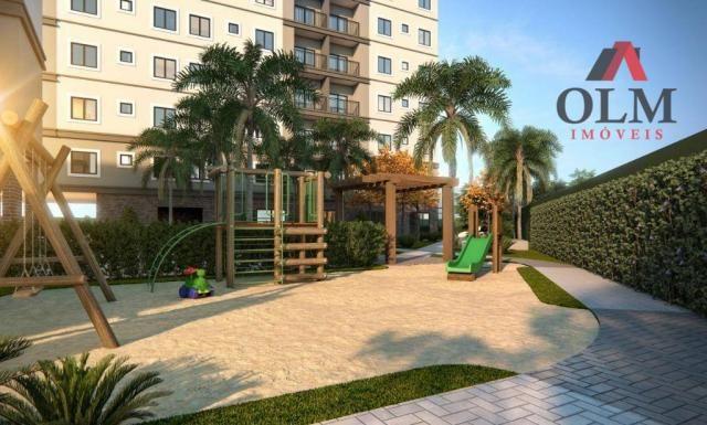 Apartamento com 2 dormitórios à venda, 48 m² por R$ 179.370 - Passaré - Fortaleza/CE - Foto 12