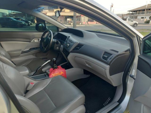 Honda civic lxs 1.8 completo - Foto 10