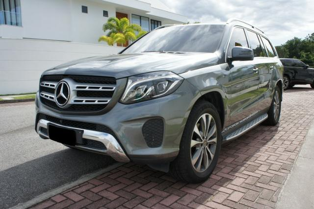 Mercedes Benz GLS 350 Diesel 2017 Suv Top Blindado