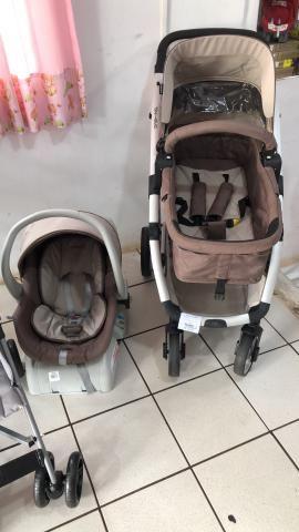 Carrinho de bebê Moisés Dzieco Malu - Foto 2