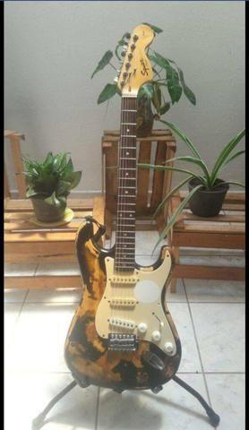 Guitarra Fender Squer preço imperdível - Foto 4
