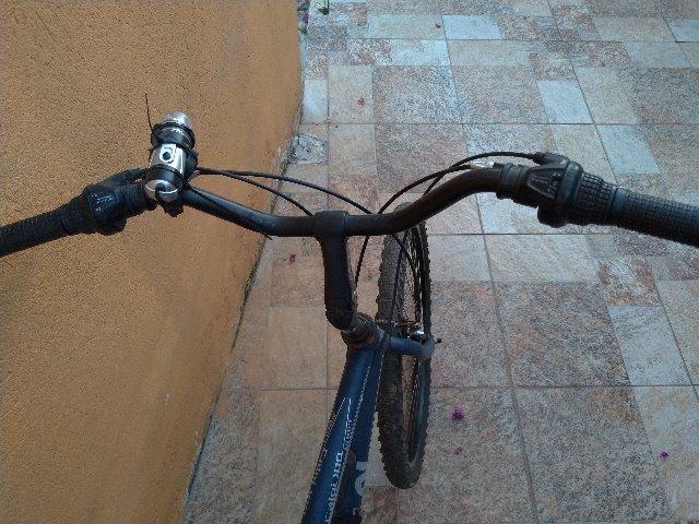 Bicicleta (aceito cartão de crédito parcelado) - Foto 3