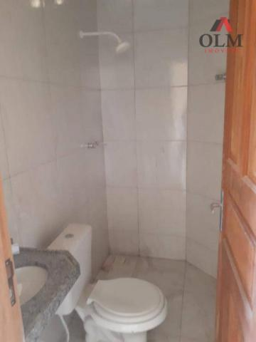 Apartamento com 1 dormitório para alugar, 28 m² por R$ 500/mês - Benfica - Fortaleza/CE - Foto 13