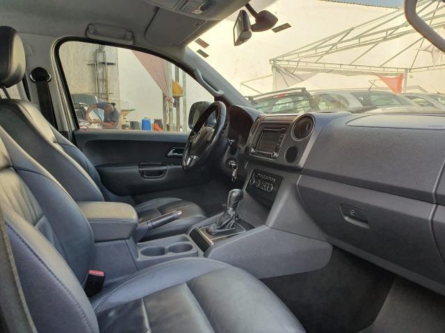 VW Amork High CD 4x4 -2013 - Foto 12