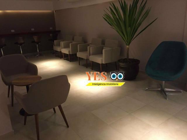 Yes Imob - Flat Decorado - Centro - Foto 9