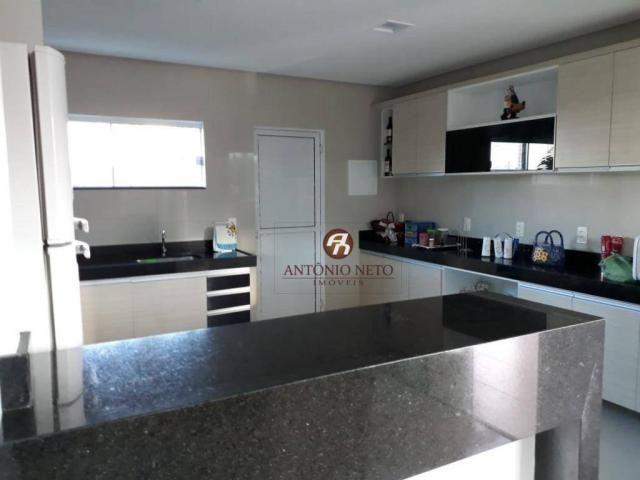 Casa com 4 dormitórios à venda, 30 m² por R$ 1.500.000,00 - Condomínio Alphaville Fortalez - Foto 12