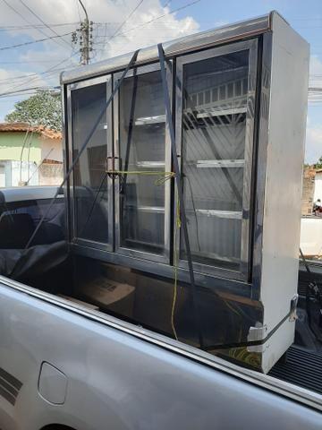 Freezer Vertical 3 portas