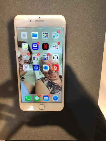 IPhone 7 Plus Gold Muito NOVO - Foto 5
