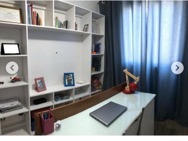 UED-85 - Apartamento 3 quartos com suíte em morada de laranjeiras - Foto 4