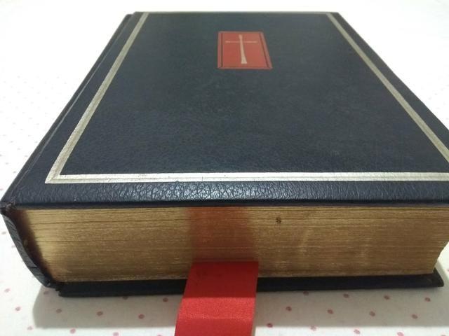 Bíblia sagrada edição da palavra viva - Foto 2