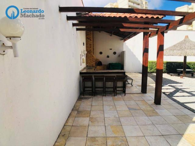 Apartamento com 3 dormitórios à venda, 175 m² por R$ 419.000 - Cambeba - Fortaleza/CE - Foto 20