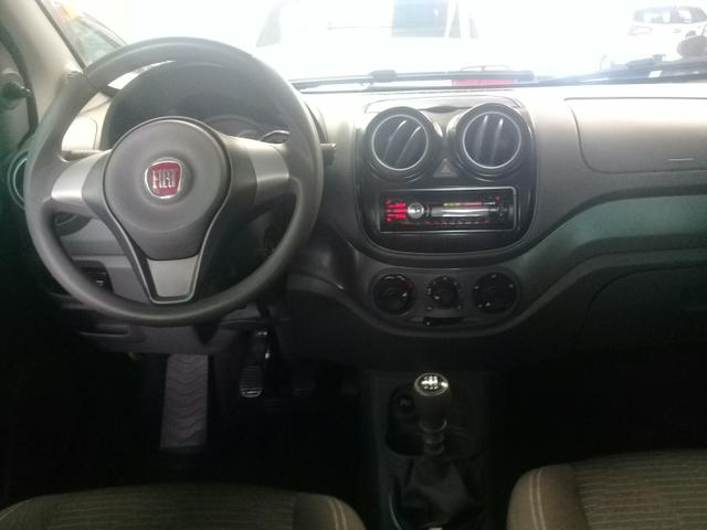 Fiat-palio atractive completa valor anunciado tem mais 5 mil de entrada - Foto 6