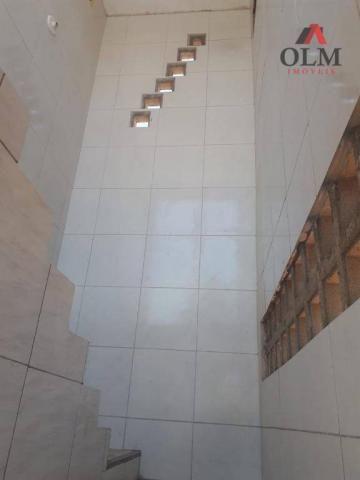 Apartamento com 1 dormitório para alugar, 28 m² por R$ 500/mês - Benfica - Fortaleza/CE - Foto 16