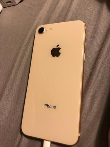 IPhone 8 Dourado 64GB (oportunidade) - Foto 3