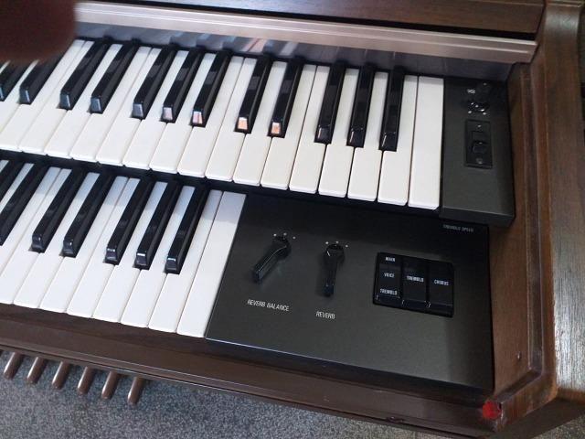 Órgão Yamaha B20 - Foto 4