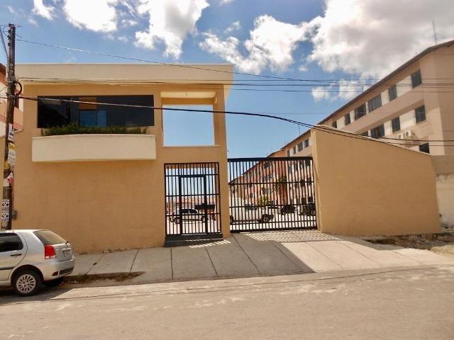 Apartamento Térreo nas Cajazeiras próximo a BR116, 69m, 3 quartos - Foto 17