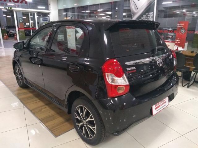 Toyota etios 1.5 platinum 16v flex 4p automatico - Foto 5