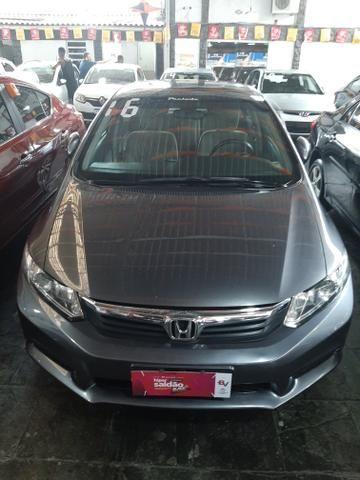 Honda civic lxs 16v/// entrada 15mil + parcelas fixas 950.00