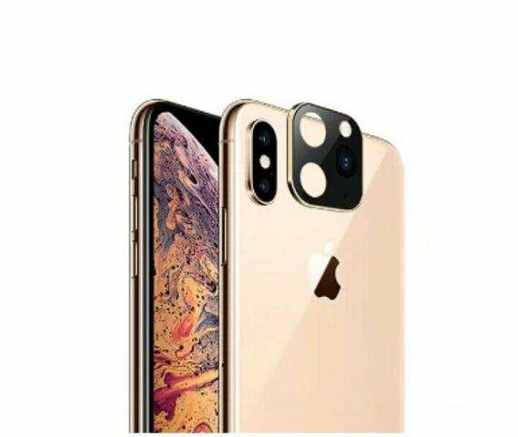 Pelicula adesiva que transforma iphone x em 11 - Foto 3