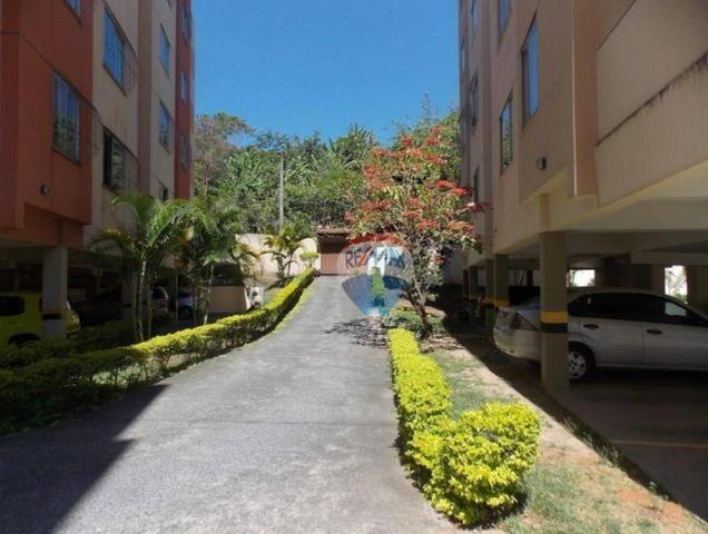 Desocupado Apartamento 3 Quartos Com Suíte ao Lado da Faculdade Newton Paiva - Foto 16