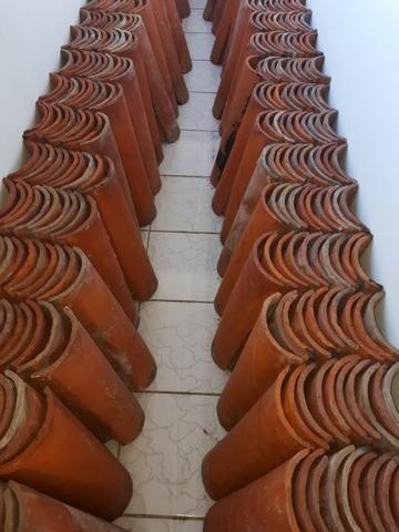 Telhas colonial usadas - Foto 2