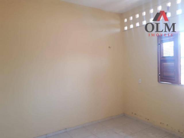 Apartamento com 1 dormitório para alugar, 28 m² por R$ 500/mês - Benfica - Fortaleza/CE - Foto 4