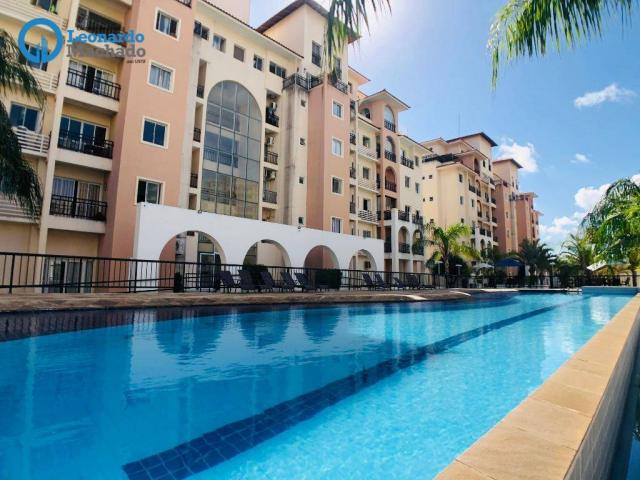 Apartamento com 3 dormitórios à venda, 175 m² por R$ 419.000 - Cambeba - Fortaleza/CE