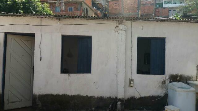 Vendo uma casa no bairro da engomadeira 2/4 sala cozinha banheiro - Foto 2