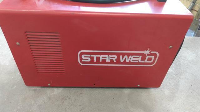 Solda TIG WSME 160 STAR WELD - Foto 3