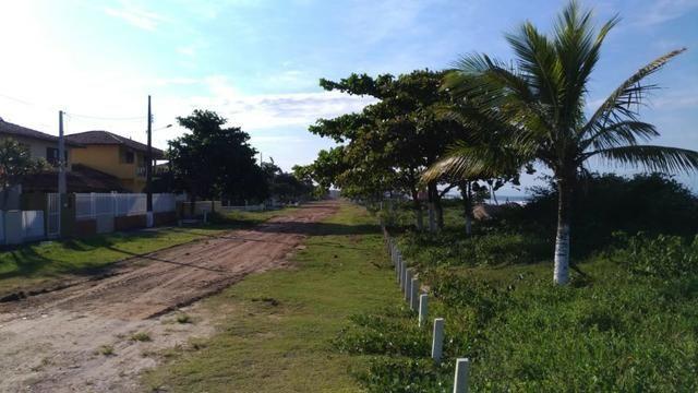 Terreno Frente pro mar em Itapoá para construir,menor preço na beira mar de toda Itapoá - Foto 6