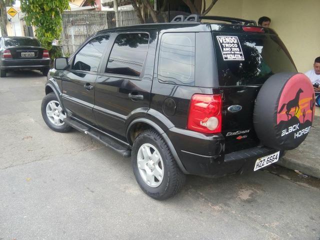 Eco esport 2005 dc tudo ok pneus novos - Foto 3